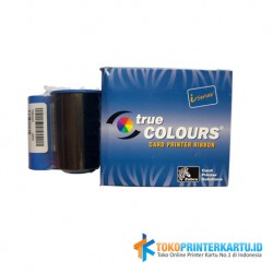 Ribbon Color YMCKO Zebra P330i dan P430i