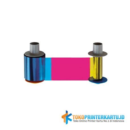 Ribbon Color YMCKK Fargo HDP5000