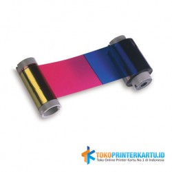 Ribbon Color YMCKOK Fargo DTC4500e