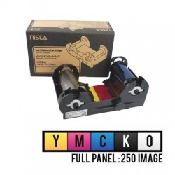 Ribbon Color YMCKO Nisca PRC101