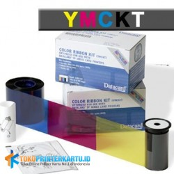Ribbon Color YMCKT Datacard SD260 & SD360