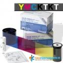 P/N : 534000-006 YMCKT-KT Ribbon Color Datacard SD360