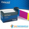 P/N : 535000-002 Ribbon Color YMCKT Datacard CD800