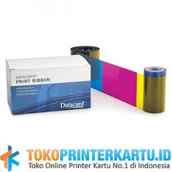 Ribbon YMCK Color Datacard SR200 (e-KTP)