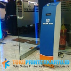 Mesin Antrian Multimedia Bank BRI